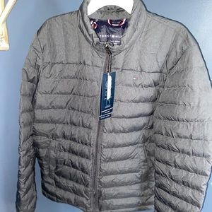 Tommy Hilfiger packable jacket